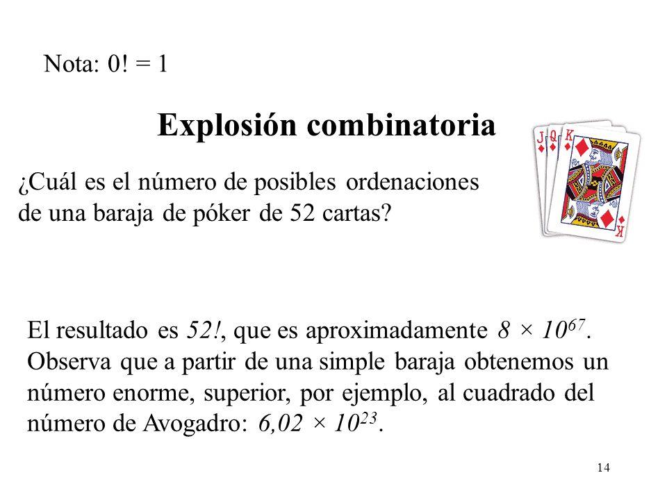 Explosión combinatoria