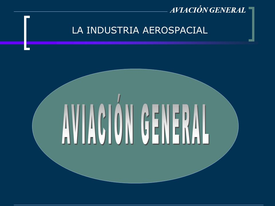 LA INDUSTRIA AEROSPACIAL