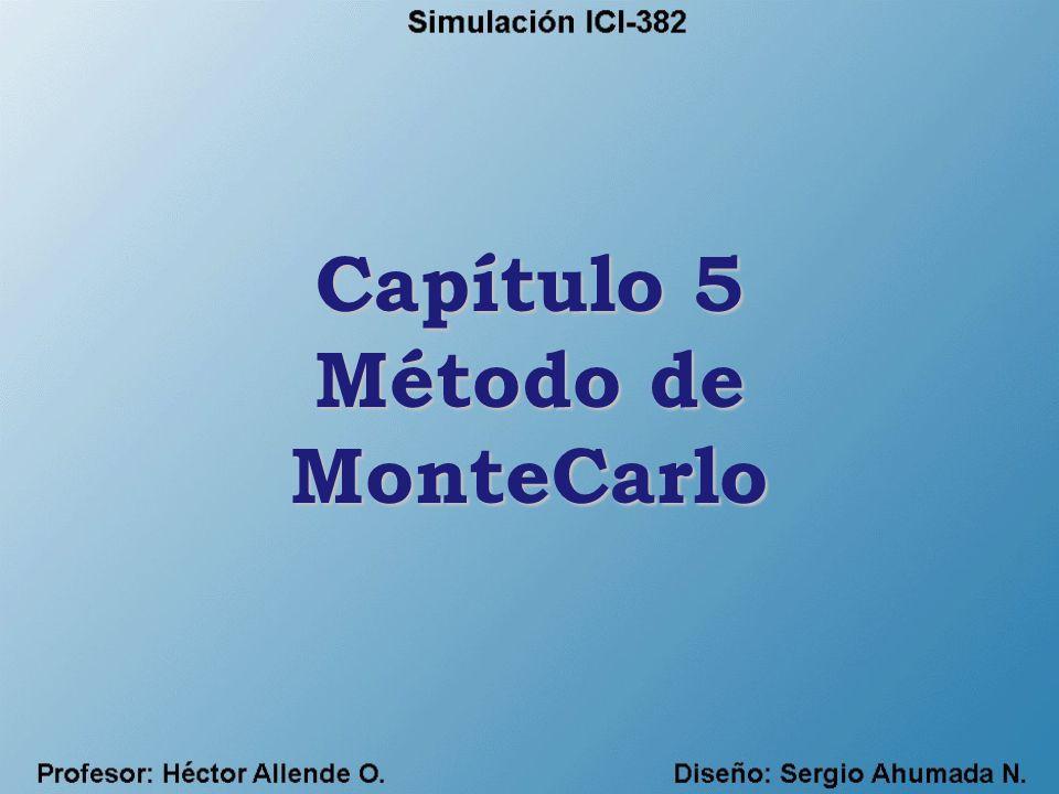 Capítulo 5 Método de MonteCarlo