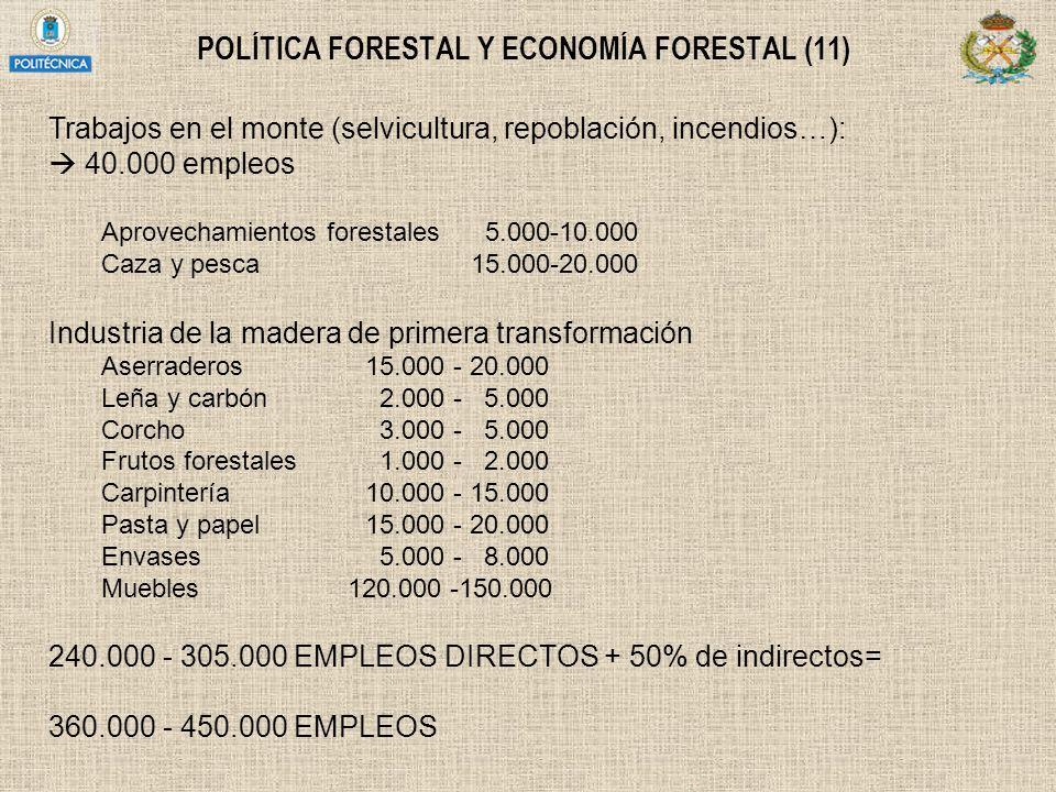 POLÍTICA FORESTAL Y ECONOMÍA FORESTAL (11)