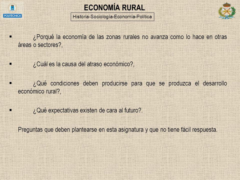 Historia-Sociología-Economía-Política