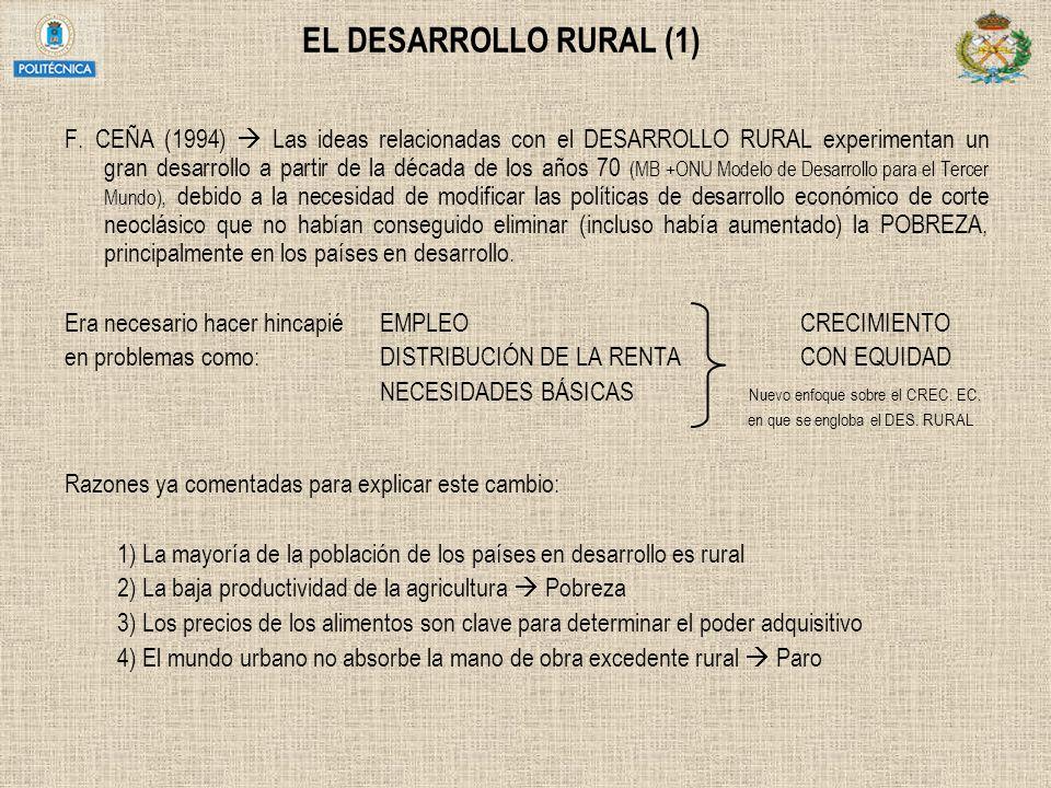 EL DESARROLLO RURAL (1)