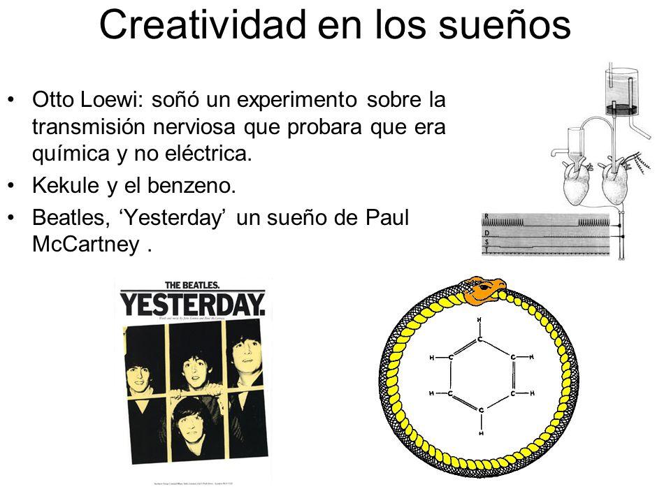 Creatividad en los sueños