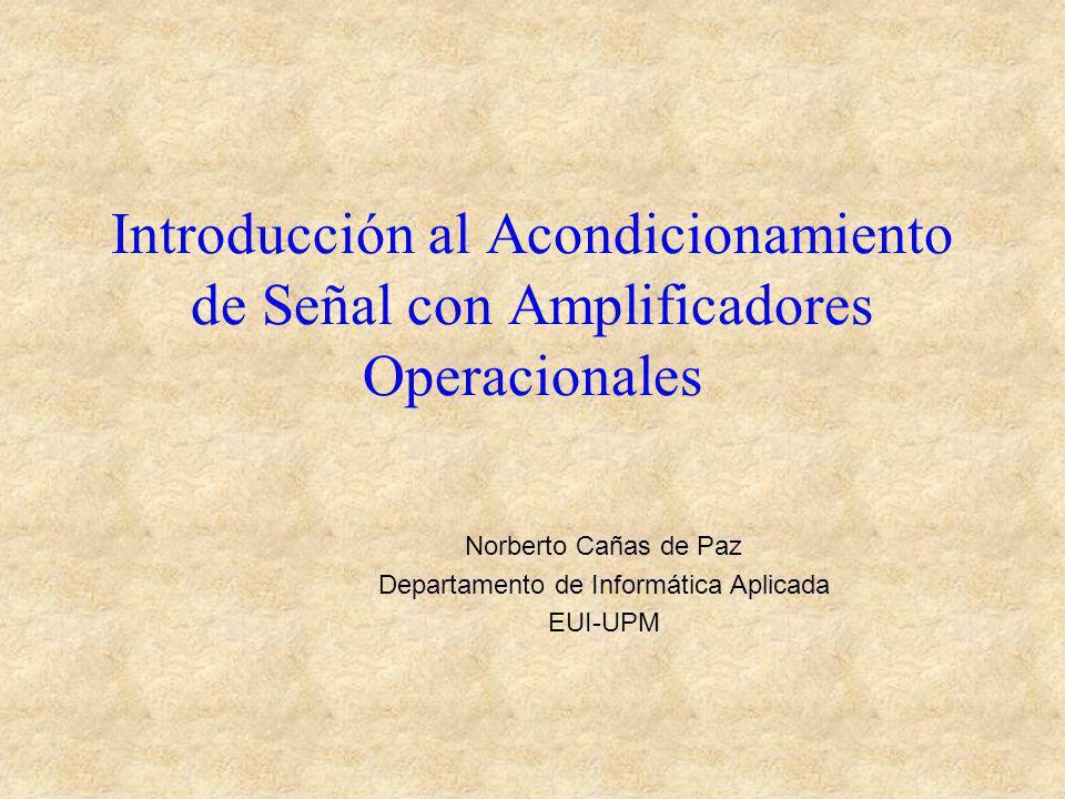 Norberto Cañas de Paz Departamento de Informática Aplicada EUI-UPM