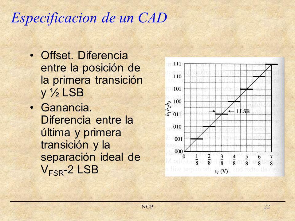 Especificacion de un CAD