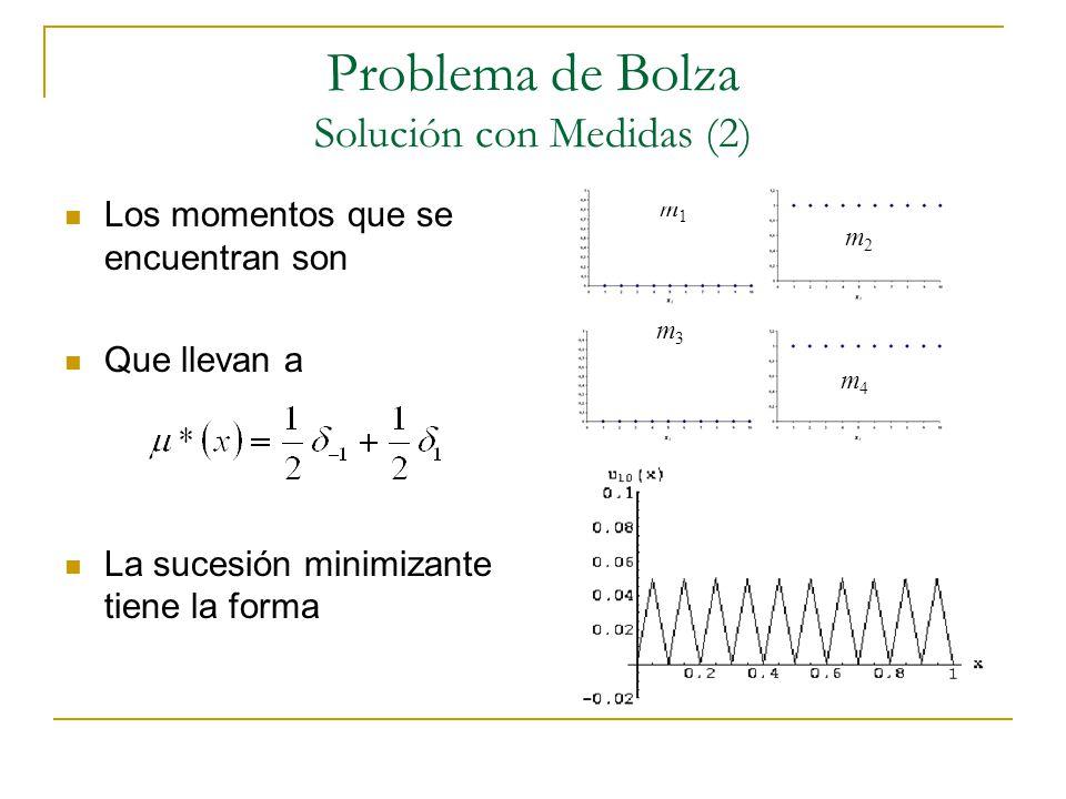 Problema de Bolza Solución con Medidas (2)
