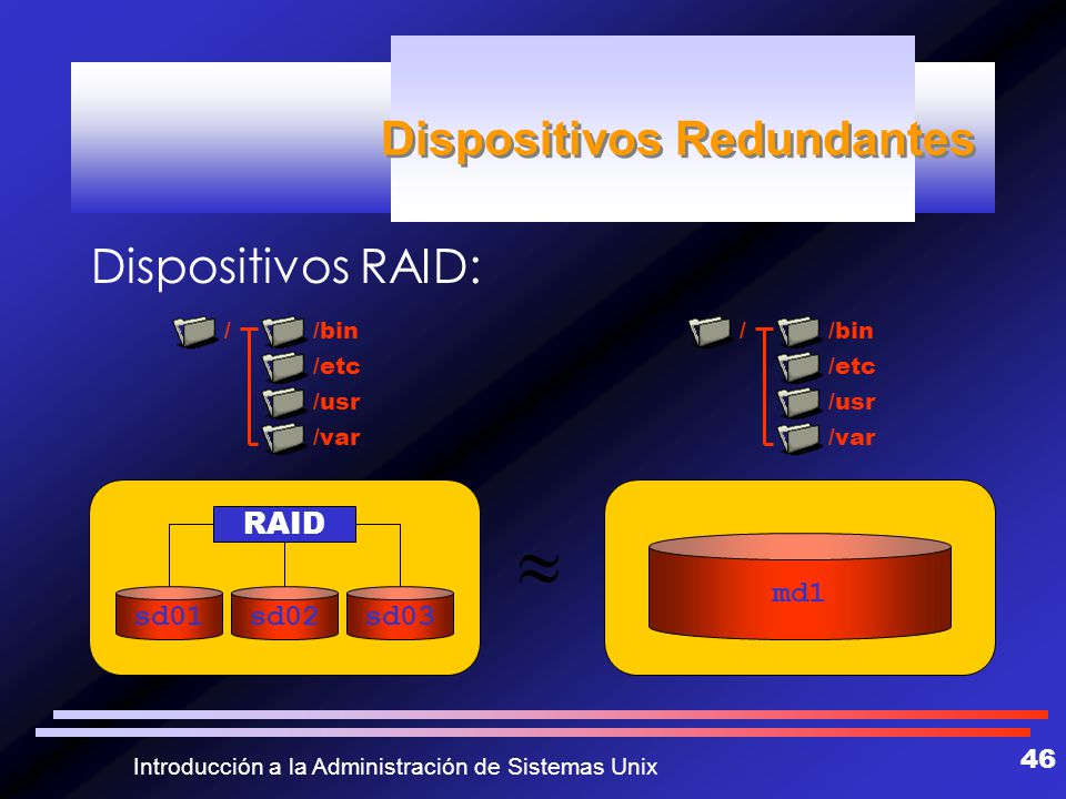 Dispositivos Redundantes