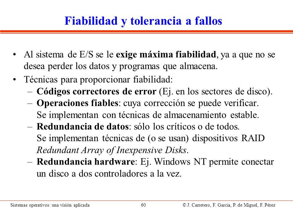Redundancia con RAID 5