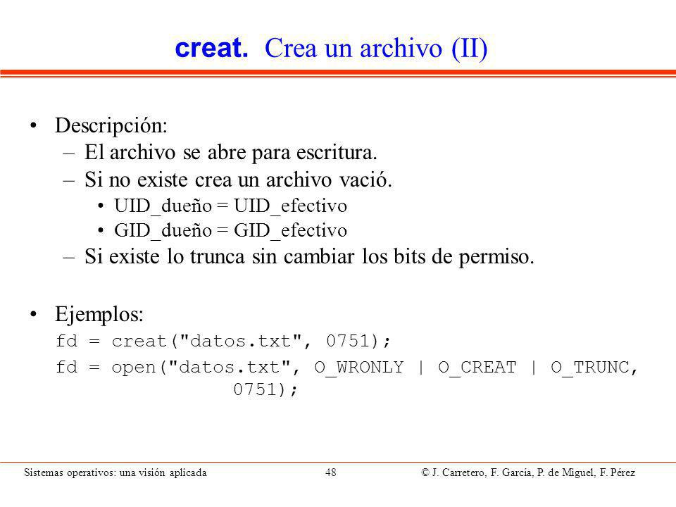 unlink. Borra un archivo