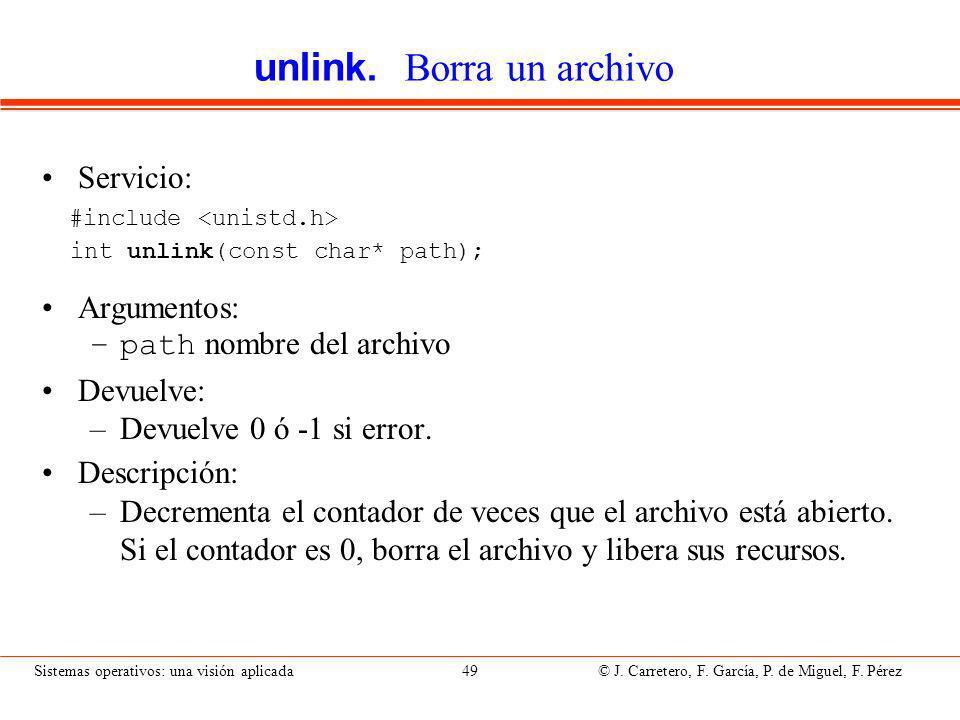 open. abre un archivo Servicio: Argumentos: