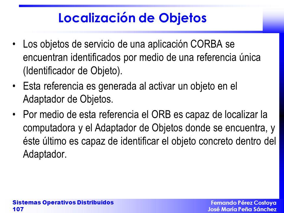 Localización de Objetos