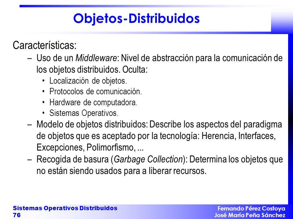 Objetos-Distribuidos