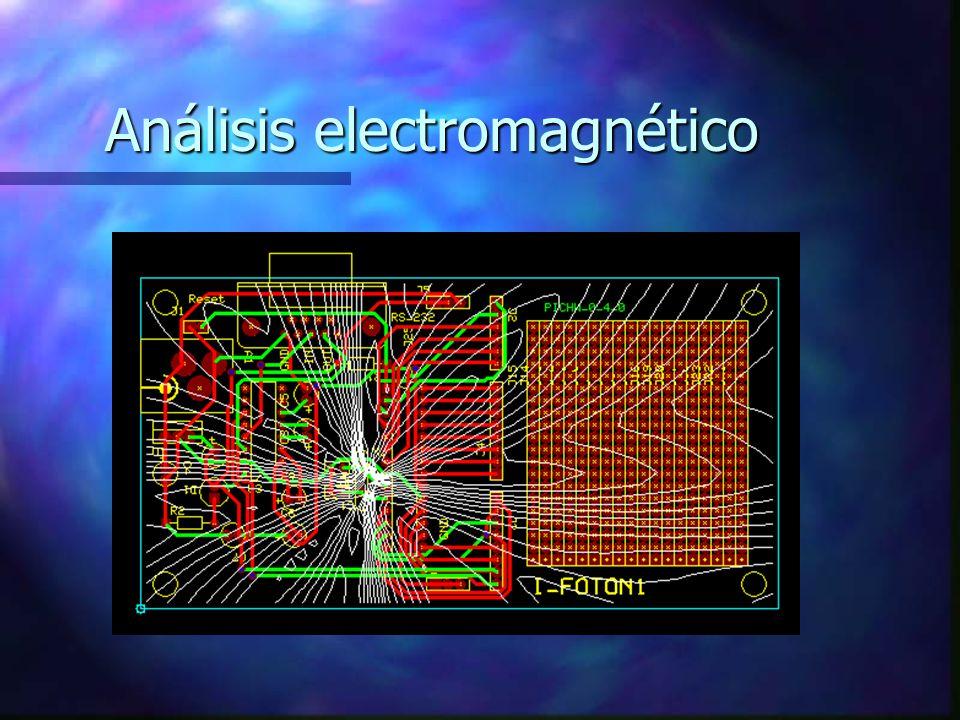 Análisis electromagnético