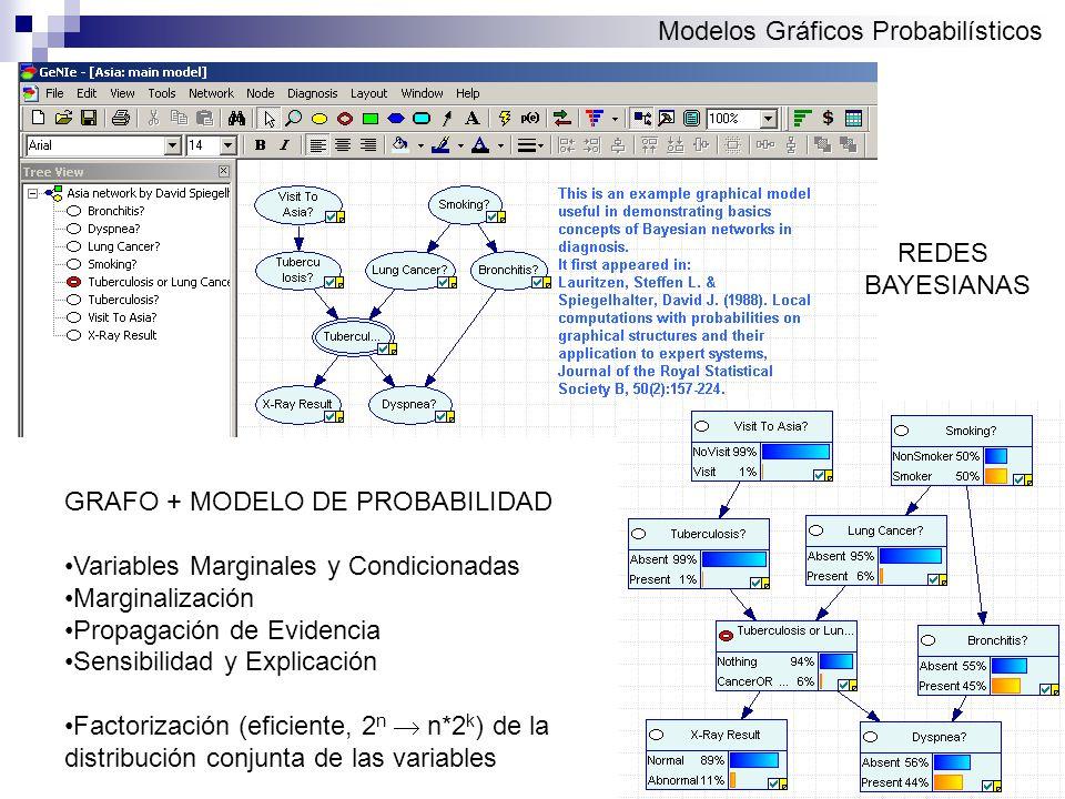 Modelos Gráficos Probabilísticos