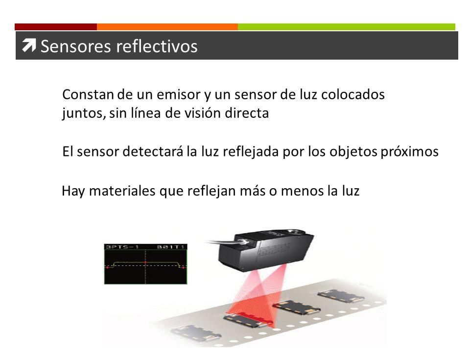  Sensores reflectivos