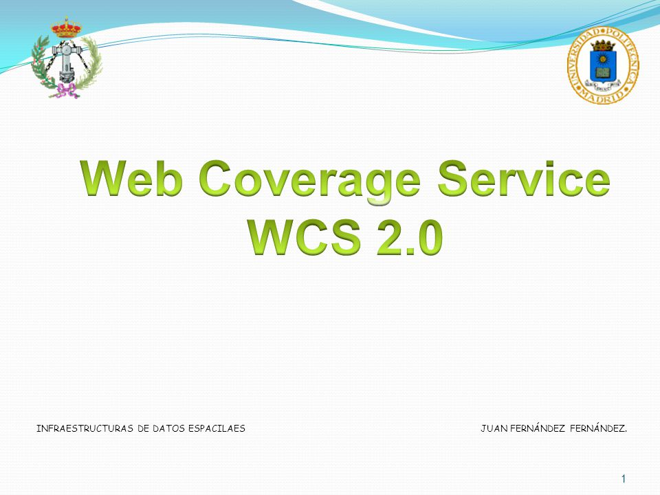 Web Coverage Service WCS 2.0