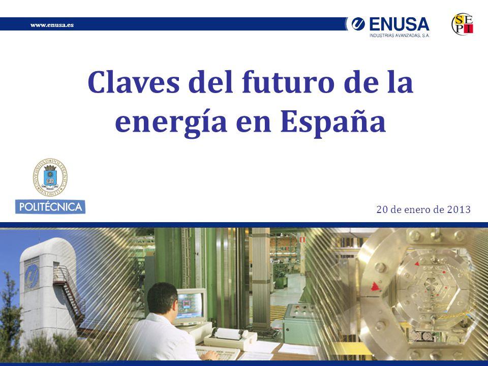 Claves del futuro de la energía en España
