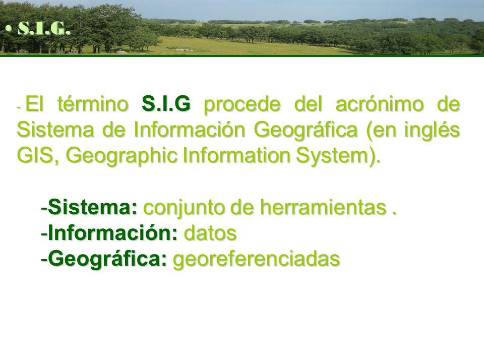Sistema: conjunto de herramientas . Información: datos