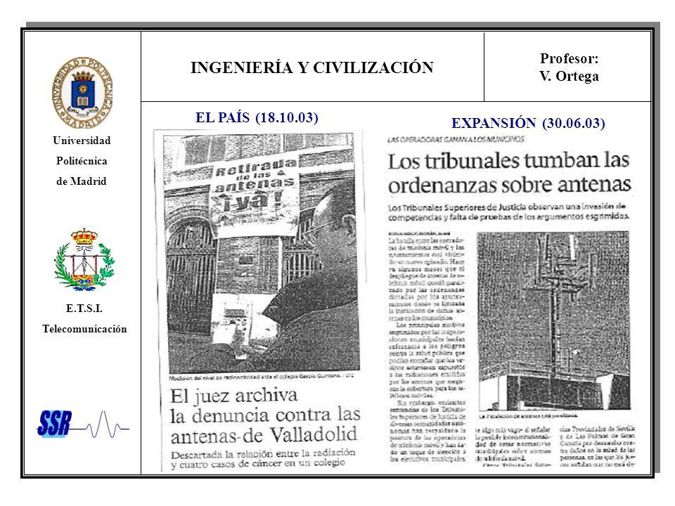 EL PAÍS (18.10.03) EXPANSIÓN (30.06.03)