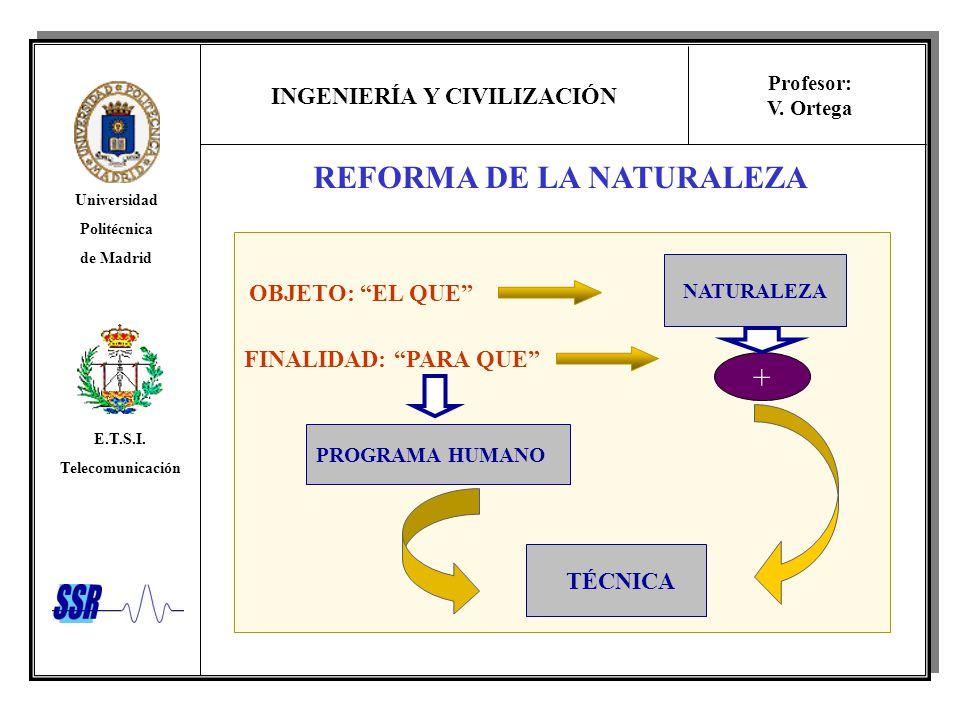 REFORMA DE LA NATURALEZA