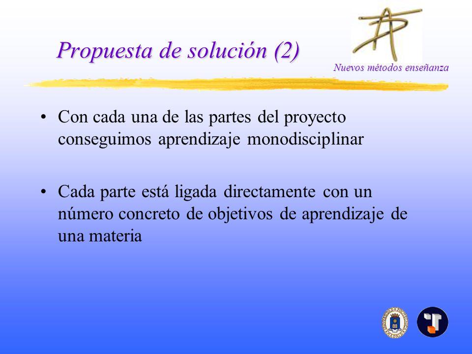 Propuesta de solución (2)