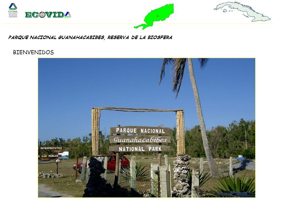 PARQUE NACIONAL GUANAHACABIBES, RESERVA DE LA BIOSFERA