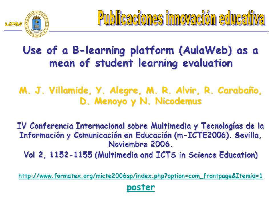 Vol 2, 1152-1155 (Multimedia and ICTS in Science Education)