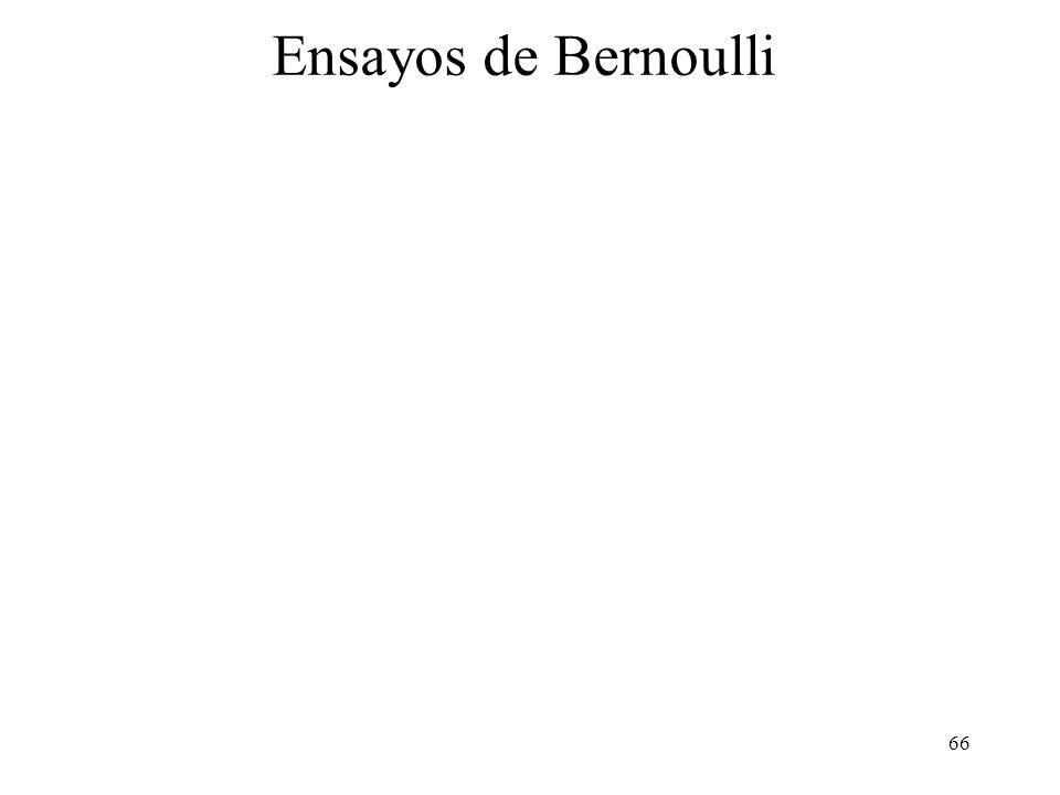 Ensayos de Bernoulli