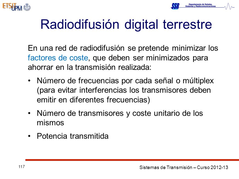 Radiodifusión digital terrestre