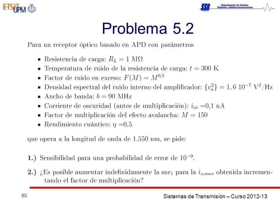 Problema 5.2