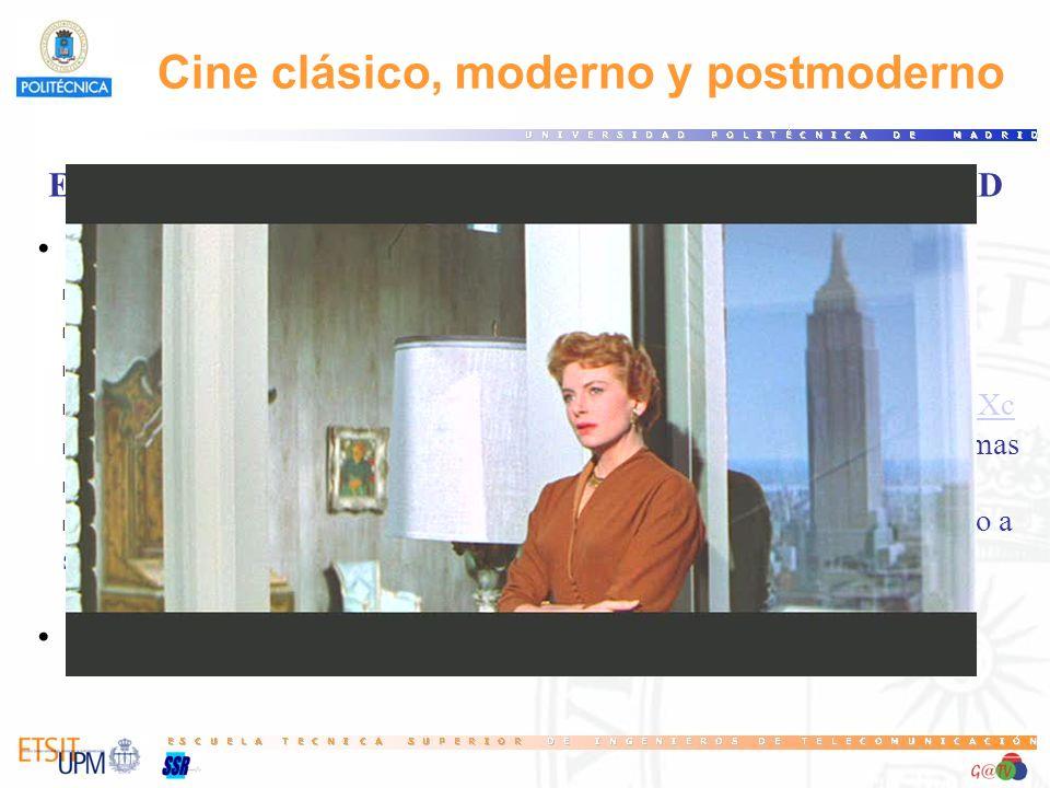 ENFOQUE ARTÍSTICO DE CLASICISMO Y MODERNIDAD