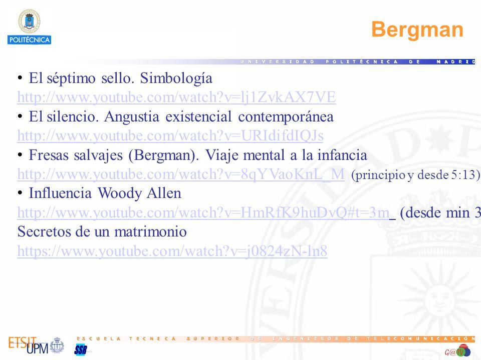Bergman El séptimo sello. Simbología