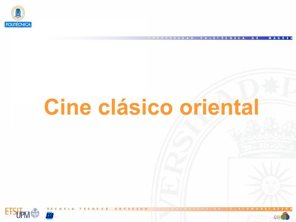 30 Cine clásico oriental