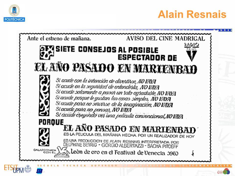 73 Alain Resnais