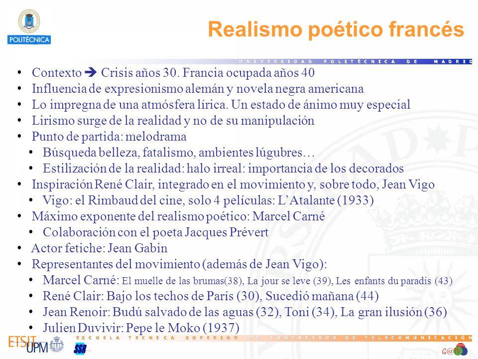 Realismo poético francés
