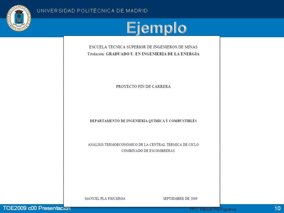 Ejemplo PFC. Manuel Pla Figueroa