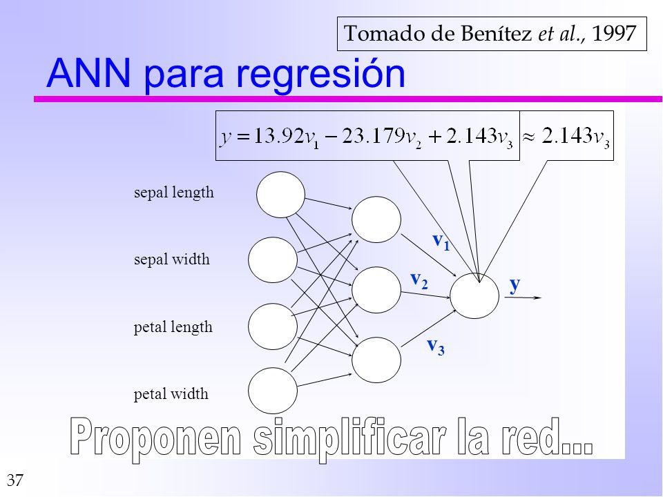 Proponen simplificar la red...