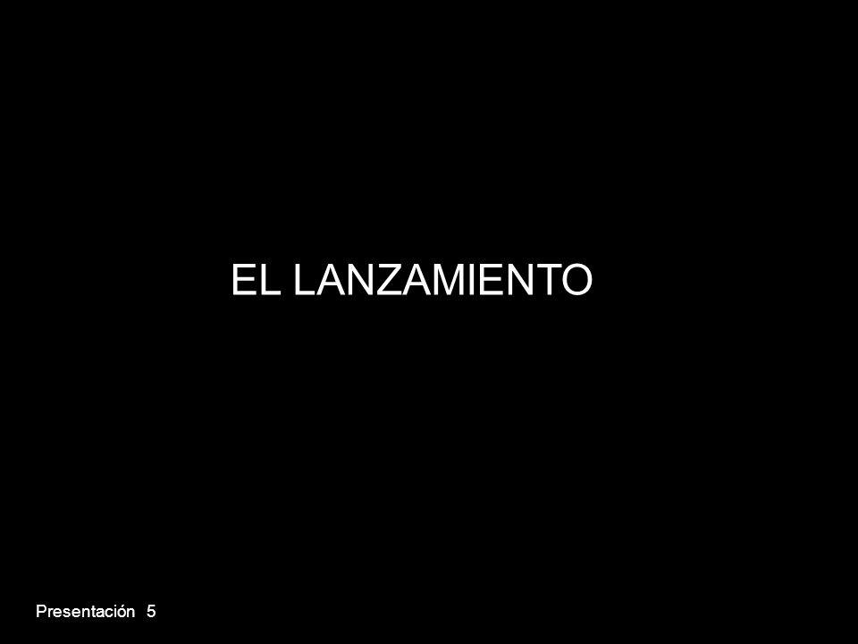 EL LANZAMIENTO Presentación 5