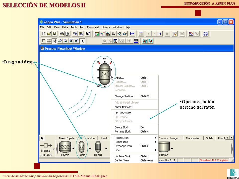 SELECCIÓN DE MODELOS II