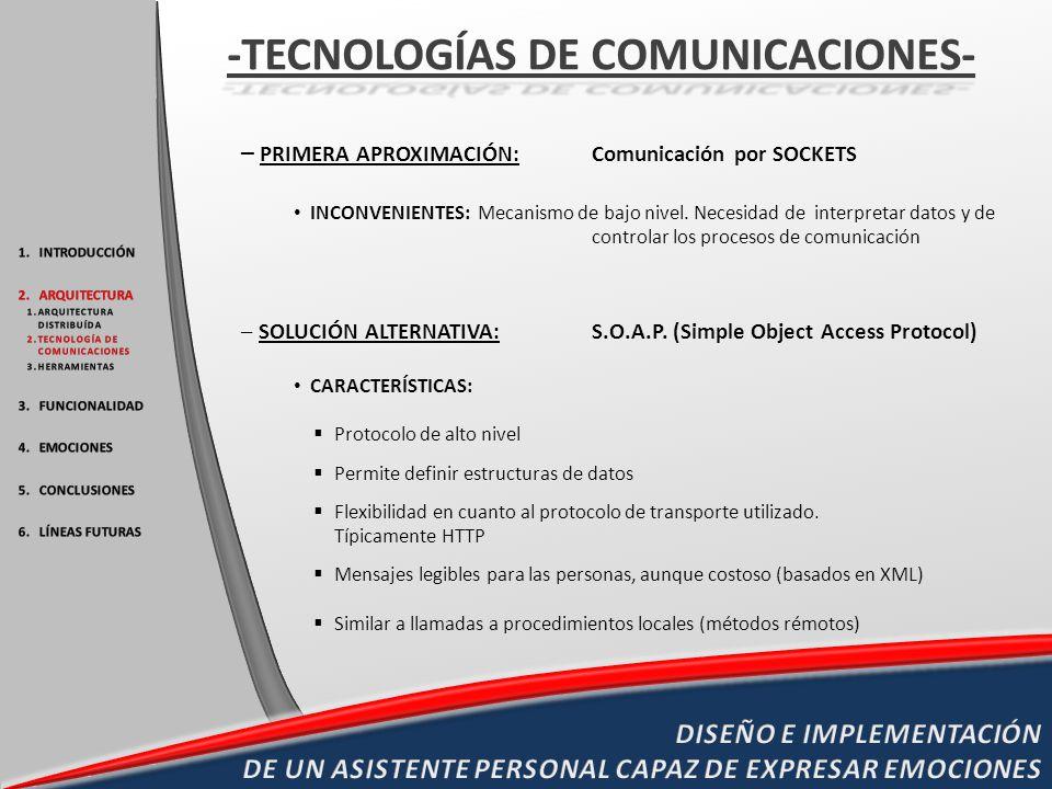 -TECNOLOGÍAS DE COMUNICACIONES-