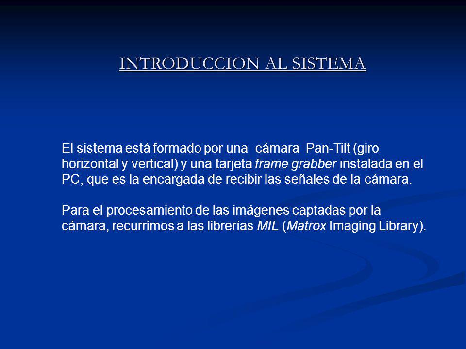 INTRODUCCION AL SISTEMA