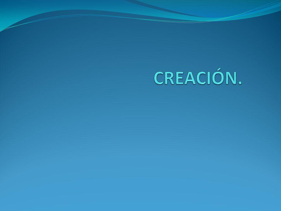 CREACIÓN.