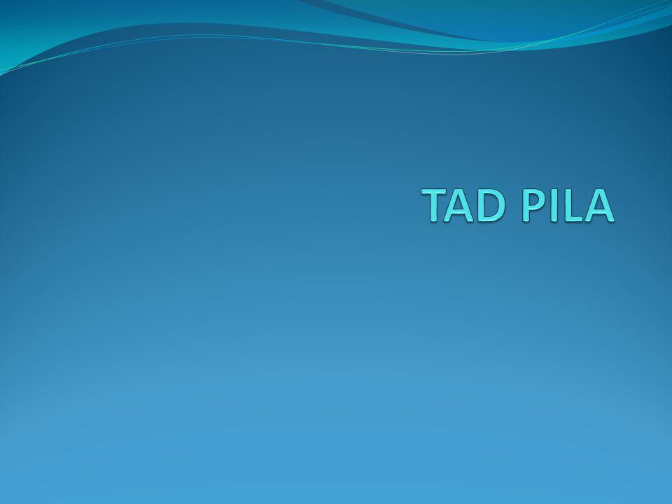 TAD PILA