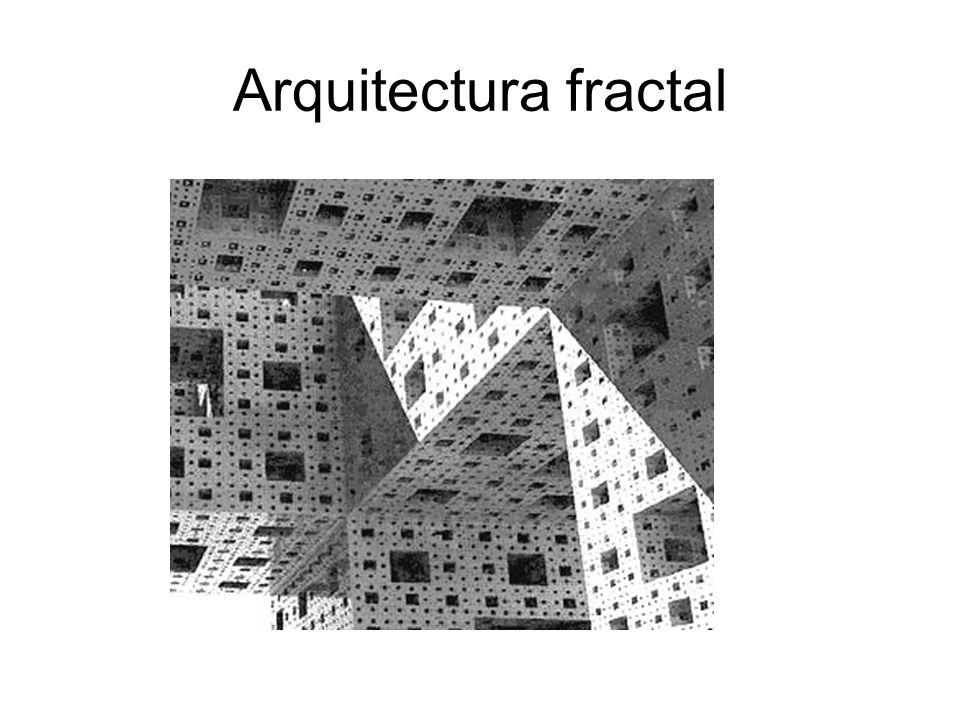 Arquitectura fractal