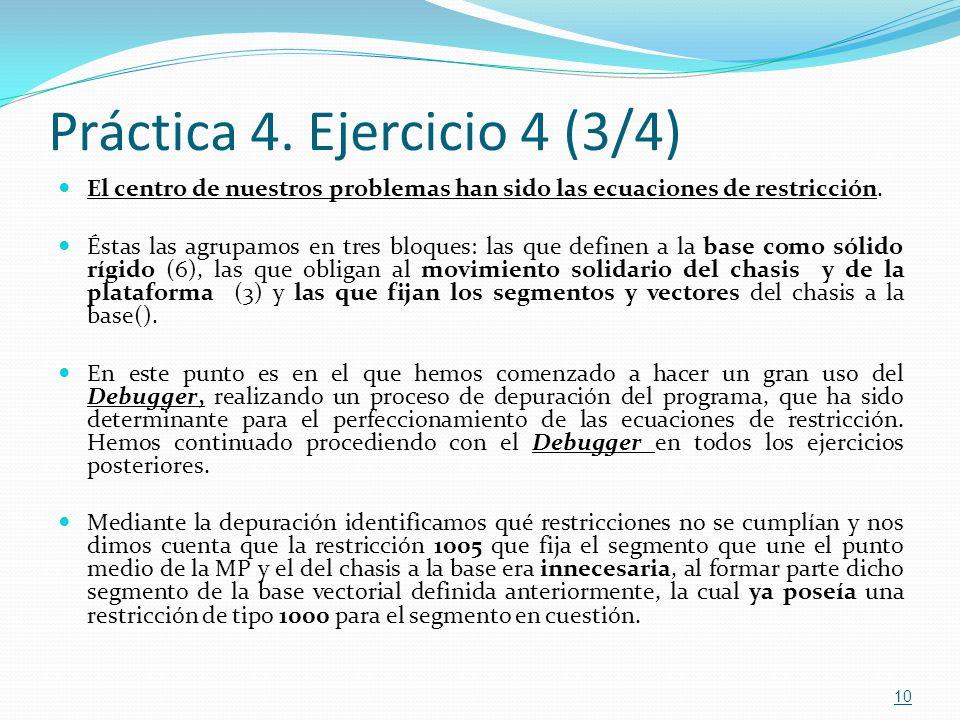 Práctica 4. Ejercicio 4 (3/4)