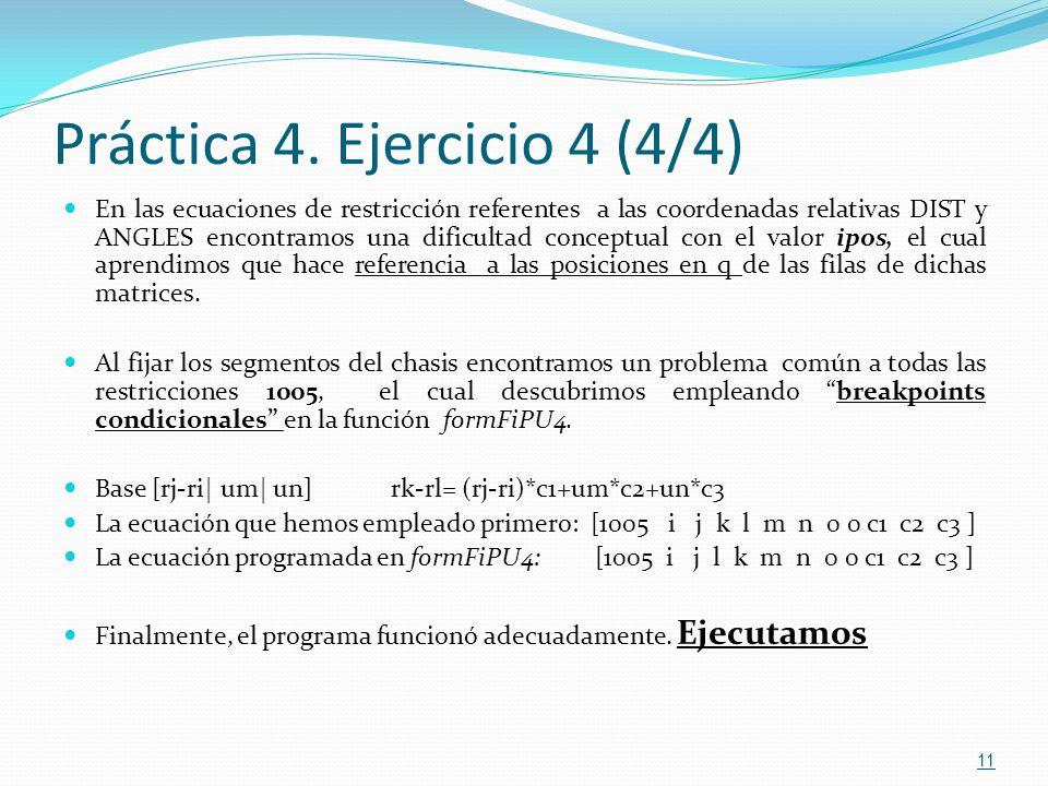 Práctica 4. Ejercicio 4 (4/4)