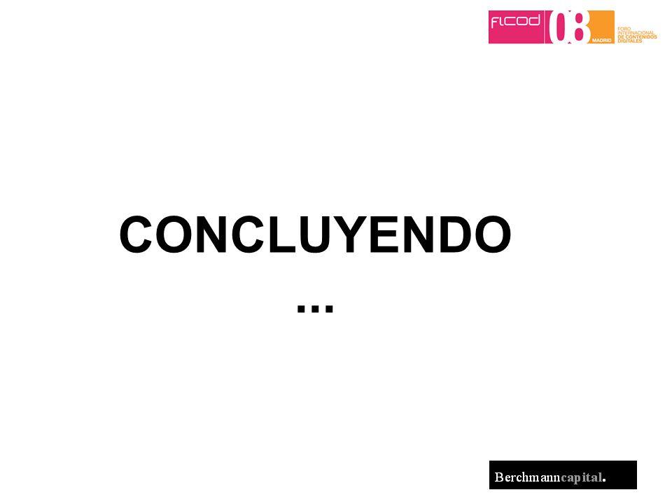 CONCLUYENDO...