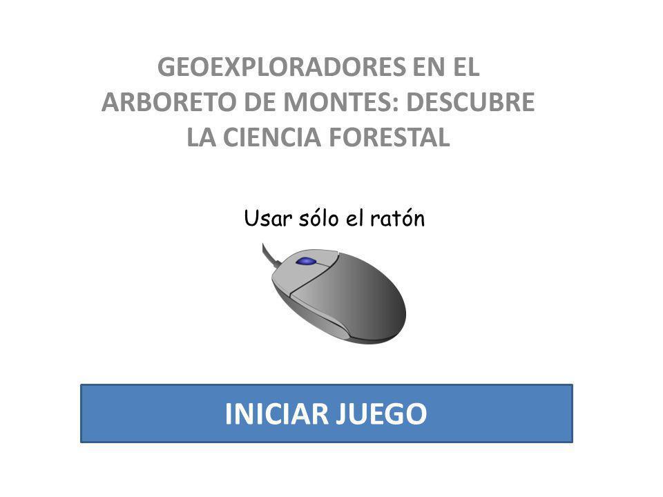 GEOEXPLORADORES EN EL ARBORETO DE MONTES: DESCUBRE LA CIENCIA FORESTAL