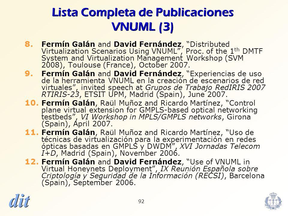 Lista Completa de Publicaciones VNUML (3)