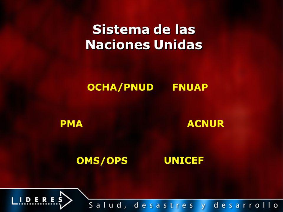 Sistema de las Naciones Unidas